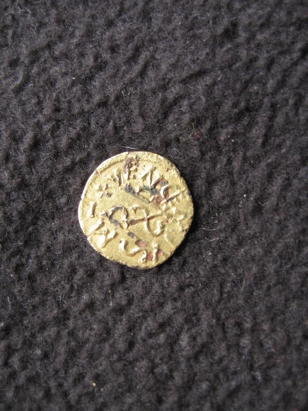 """Monnaie """"saucée""""  à l'or ! Méro ? ... Img_2411"""