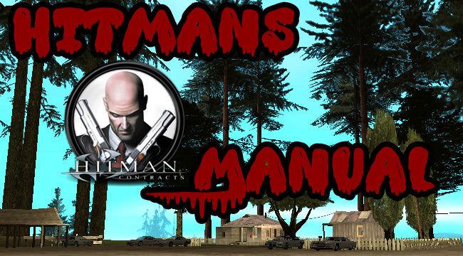 [MANUAL] HITMANS Hitman10