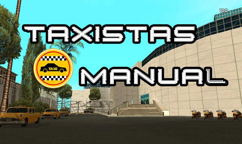[MANUAL] TAXISTAS Taxist10