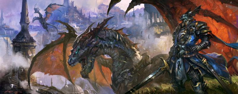 A race...  Dragon15