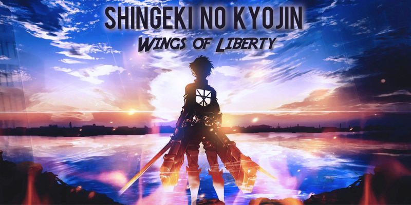 Shingeki no Kyojin Wings of Liberty