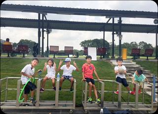 kids to learn golf Img_7611