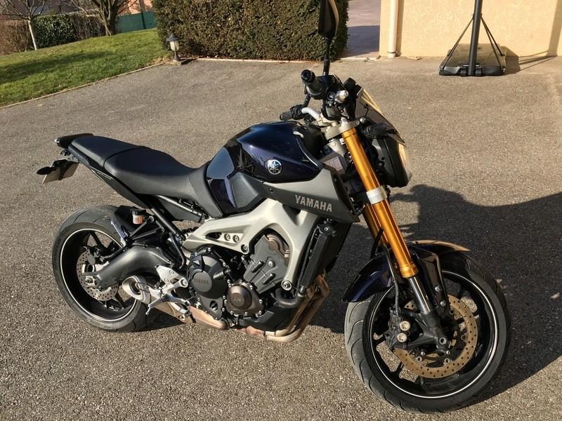 Photos de toutes les Yamaha MT-09 du forum ! :) - Page 23 Image10
