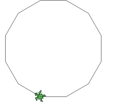 Il fiore verde Dodeca10