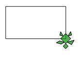 Il fiore verde Rettan10