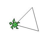 Il fiore verde Triang11