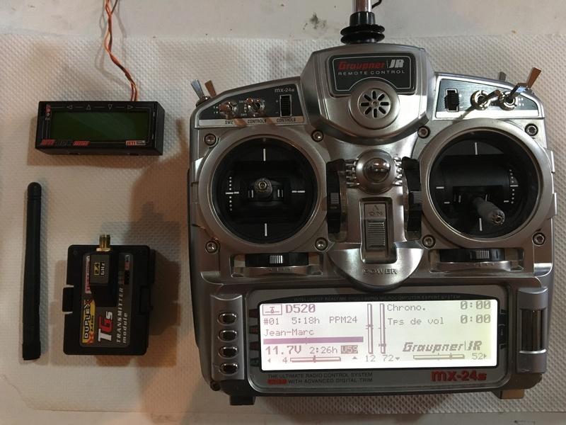[VENDU] Radio MX-24s  + Jeti 2,4Ghz + recepteur RX11 Jeti Img_4310