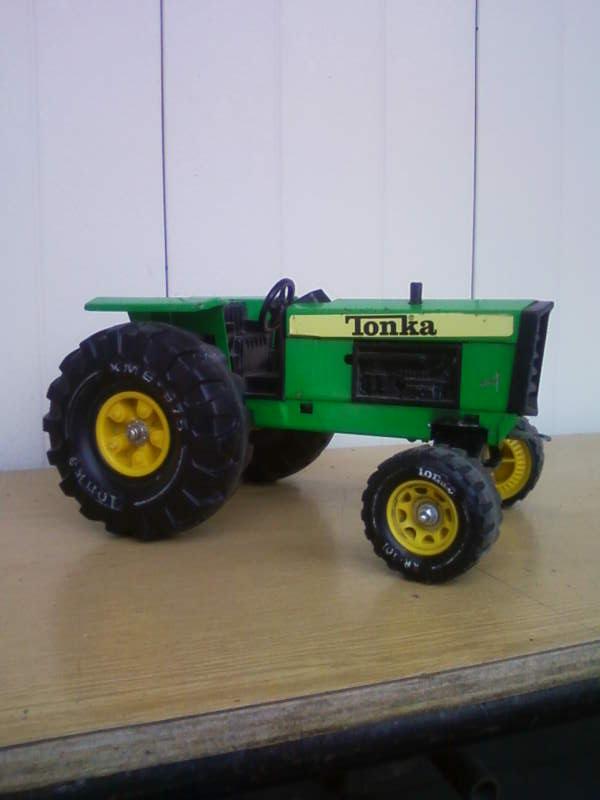 Tracteur TONKA Photos20