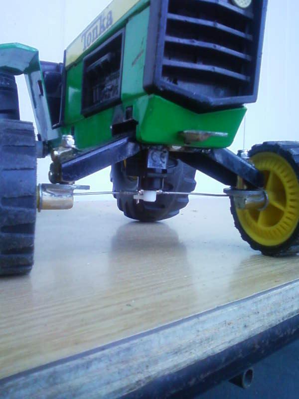 Tracteur TONKA Photos24