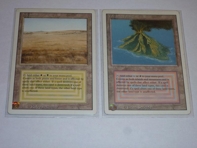 (vente) Dual lands (3eme édition) Export10