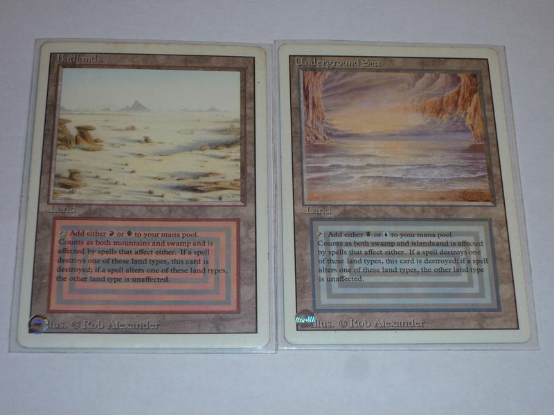 (vente) Dual lands (3eme édition) Export11