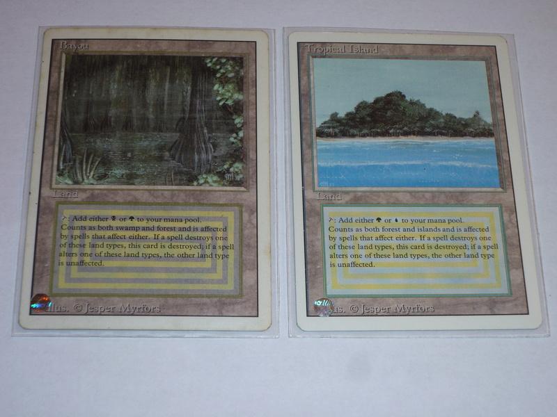 (vente) Dual lands (3eme édition) Export12