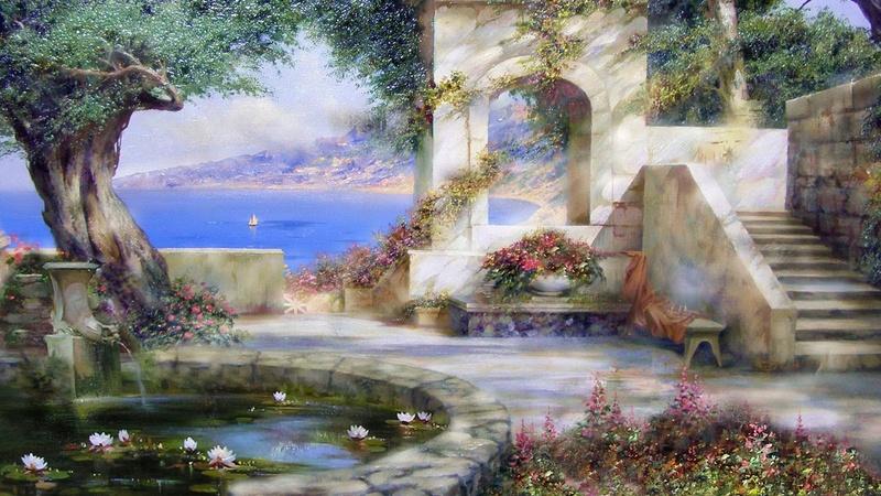 Tajemná zahrada