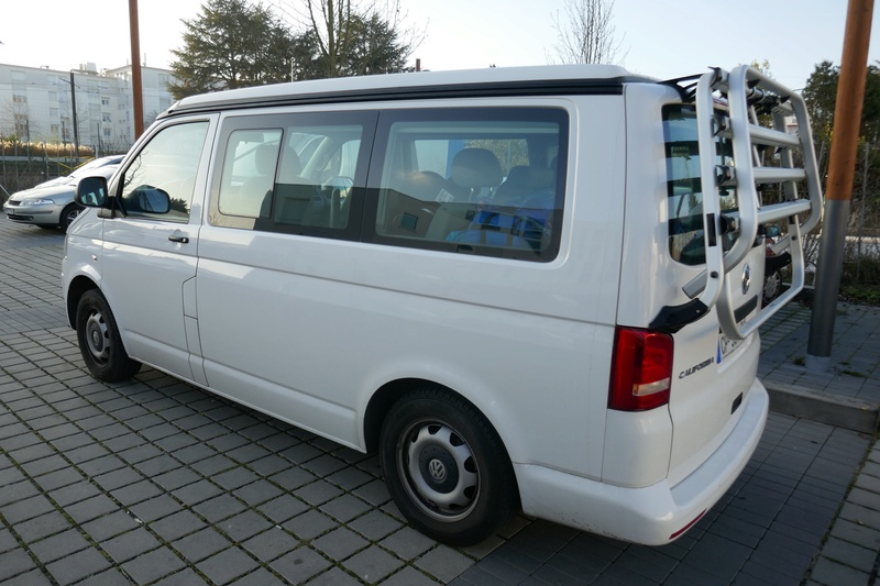 Vends VW T5 California Beach - 140 ch - 60000 km P1030710