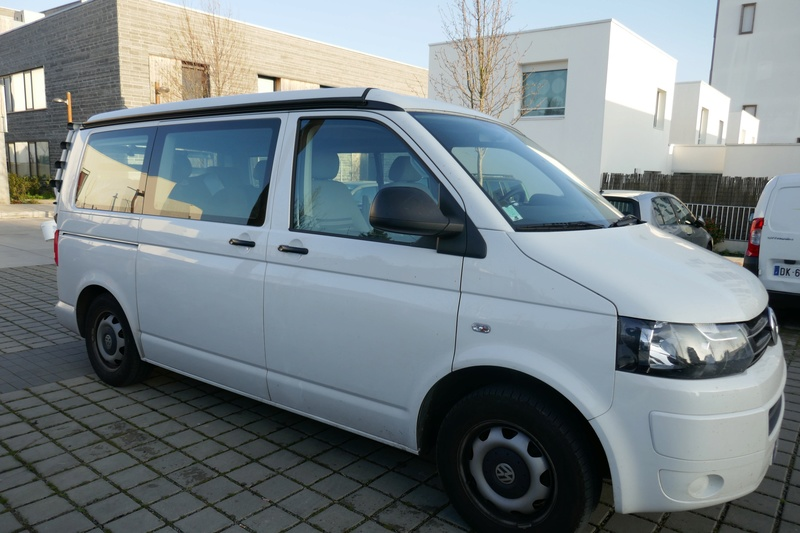 Vends VW T5 California Beach - 140 ch - 60000 km P1030714