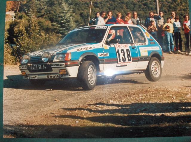 Replique 205 GTI Gr N de Jean Sébastien Couloumies 14085310