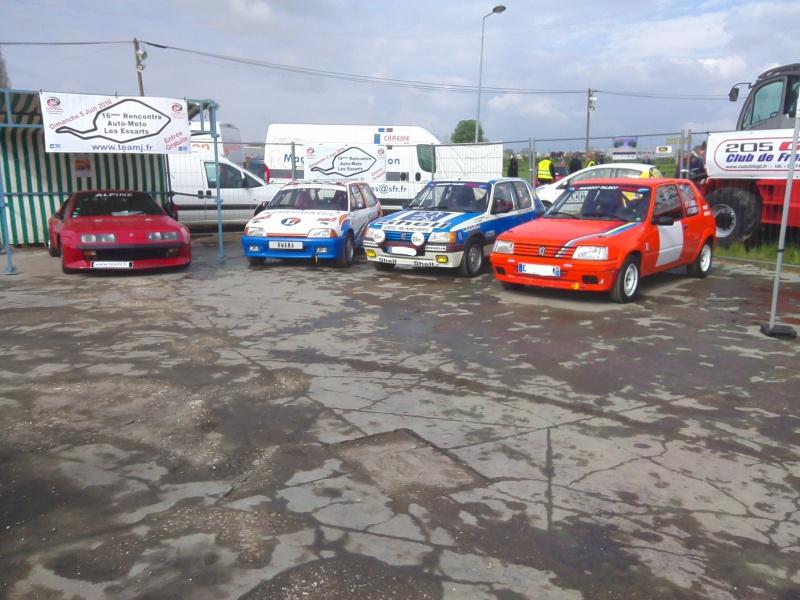 9e rassemblement de véhicules anciens au Neubourg le 14/05/2017 48020210