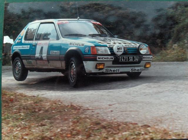Replique 205 GTI Gr N de Jean Sébastien Couloumies 71131210