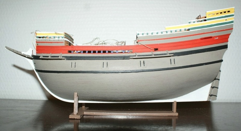 (Revell) Mayflower 1/83 ème Dsc08232