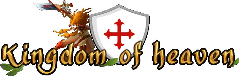 Guilde Kingdom of Heaven (Area serveur)