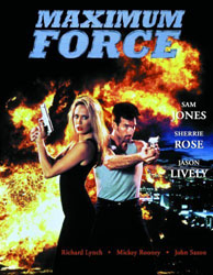 Maximum Force: Streets of Rage movie? Poster11