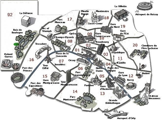 Cartographie 210