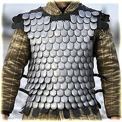 Armure pour différent type d'écailles Armure10