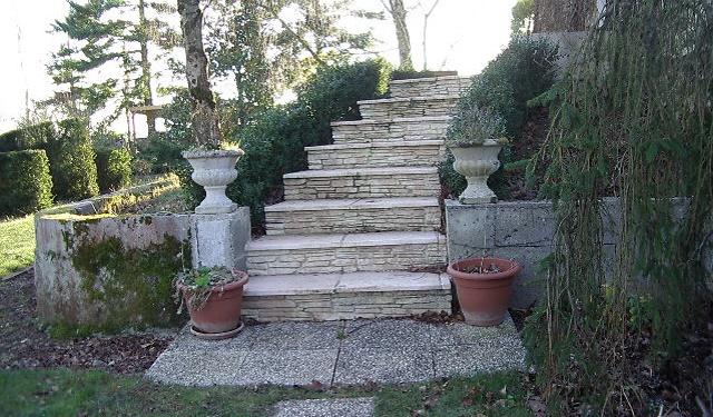 Rénovation d'un escalier Odette11