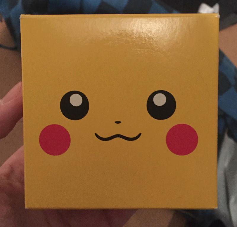 Ma (toute petite) collection : Consoles Pokemon UNE NOUVELLE ARRIVANTE Captur10