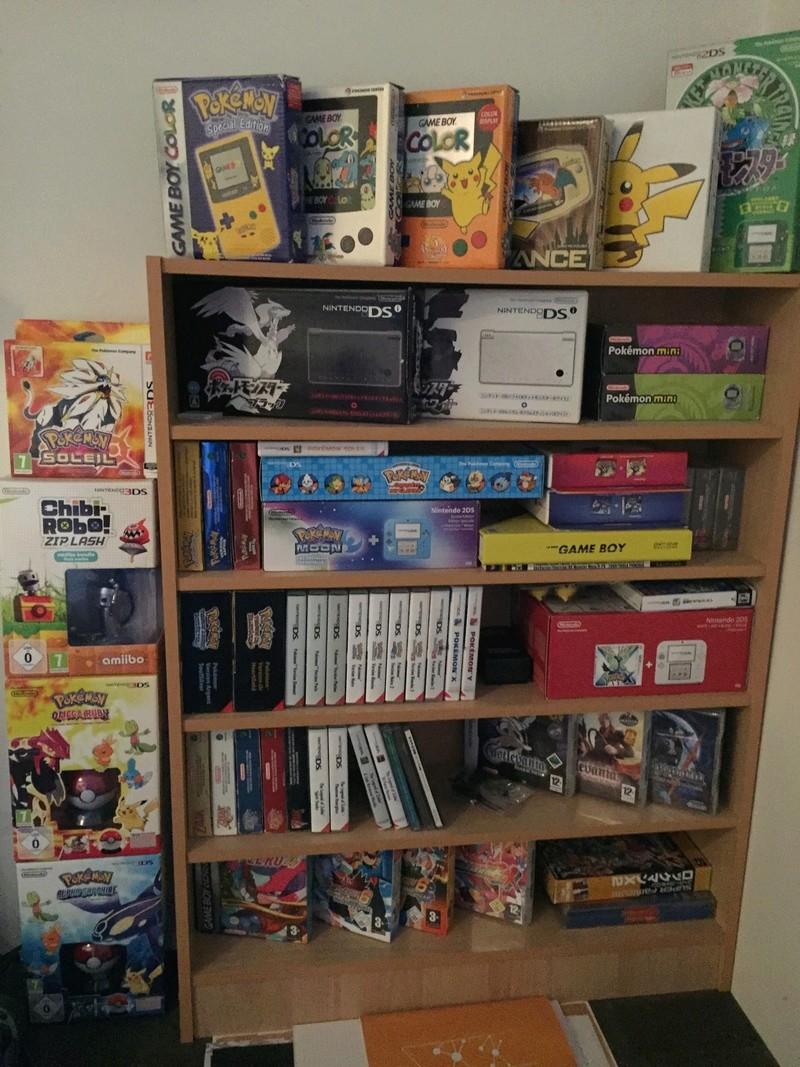 Ma (toute petite) collection : Consoles Pokemon UNE NOUVELLE ARRIVANTE Img_2312