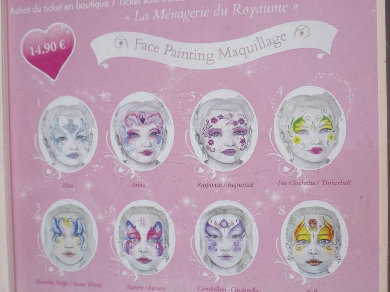 Maquillage enfants sur le parc Dscf0110