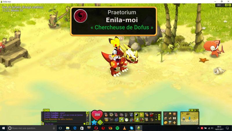 Candidature Praetoruime, Enila-moi  Captur10