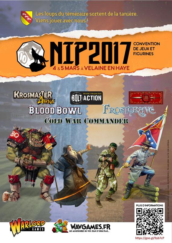 Evenement NIP 2017 Nancy des jeux et des figurines ! Affich15