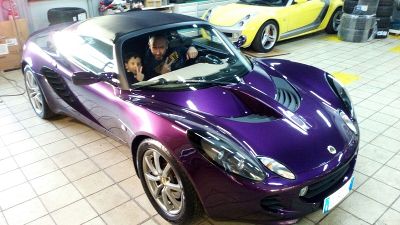 Eccoci finalmente Lotus12