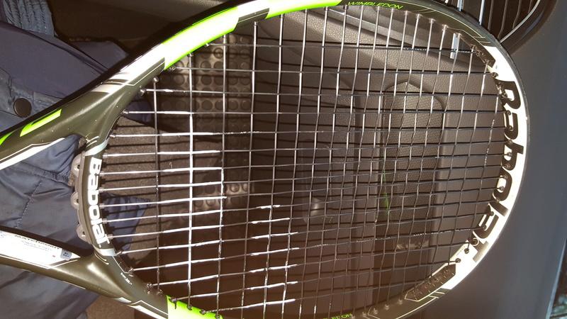 Telaio Pure Drive Wimbledon 2016 filato 20170111