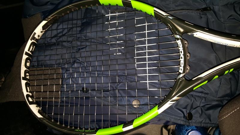 Telaio Pure Drive Wimbledon 2016 filato 20170117