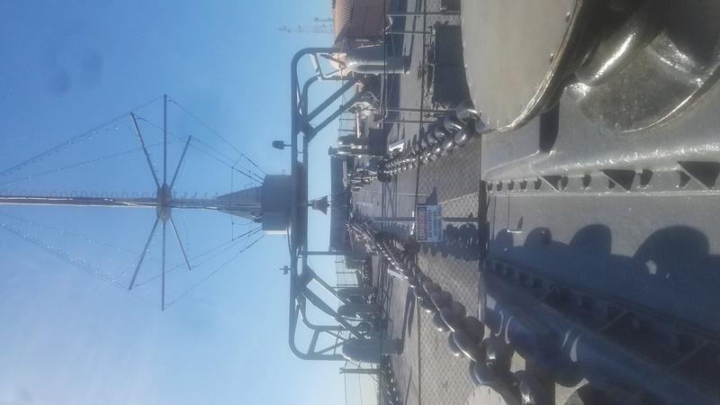 U.S.S Battleship of IOWA 20170111