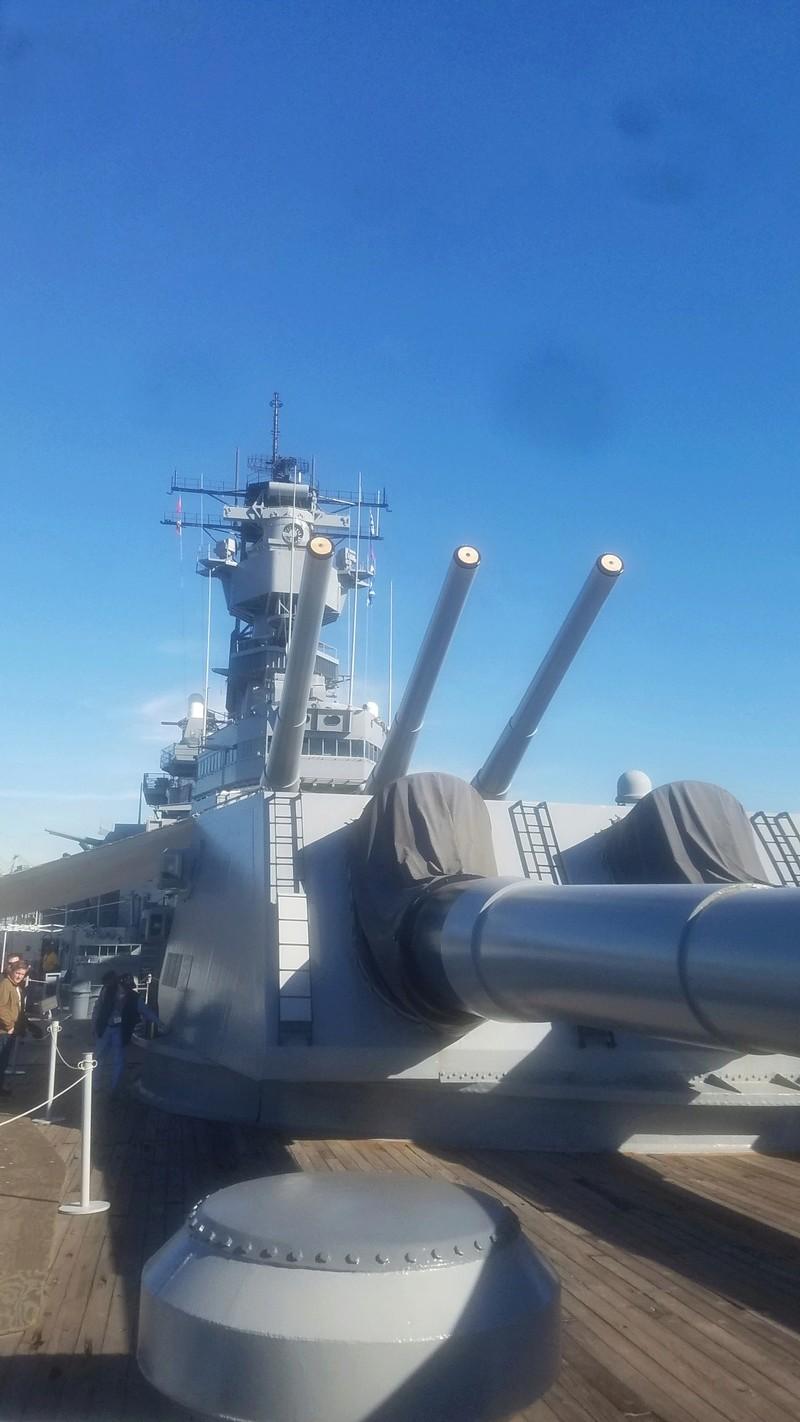 U.S.S Battleship of IOWA 20170113