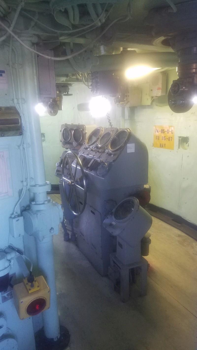 U.S.S Battleship of IOWA 20170118