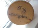 Campden Pottery Vase - Edward Campden Dsc02011