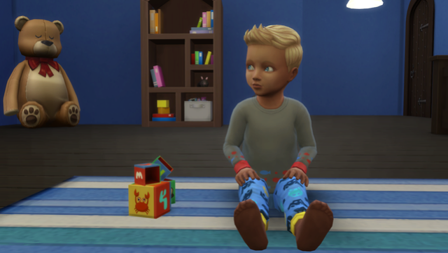 Toddlers: Cuteness Overload - Share Your Toddlers Here - Page 2 01-16-10