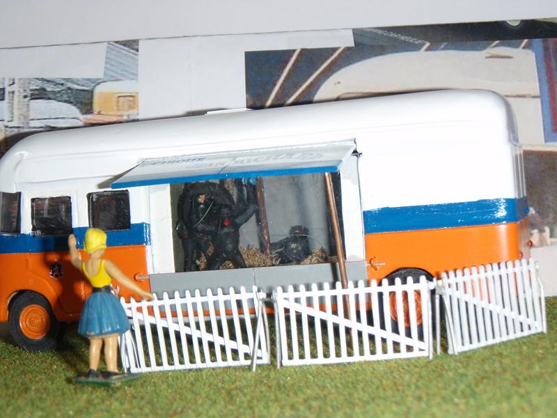 Citroën Les utilitaires miniatures au Cirque Pc213415