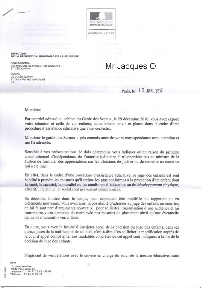 Affaires sociales Oudin110