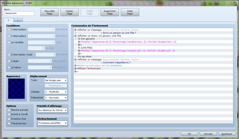 réaparition événement pour choisir nom Rpg_fo11