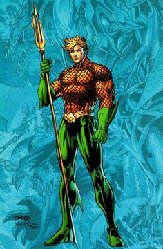 South America Tales [Mission JL-Batman, Flash, WW] Aquama11