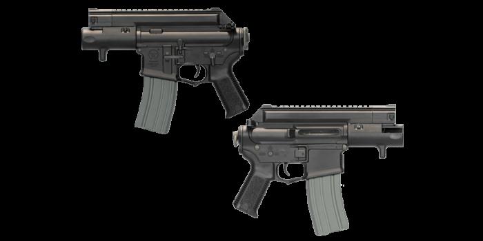 Amoeba M4 AM-003 et dan et wesson 6 pouces neuf Am_00310