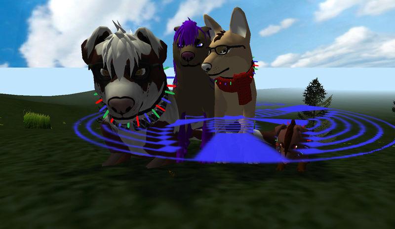 Ideal Wolves [ONLINE] Screen14