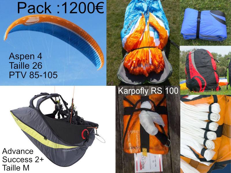 Pack complet Packas10