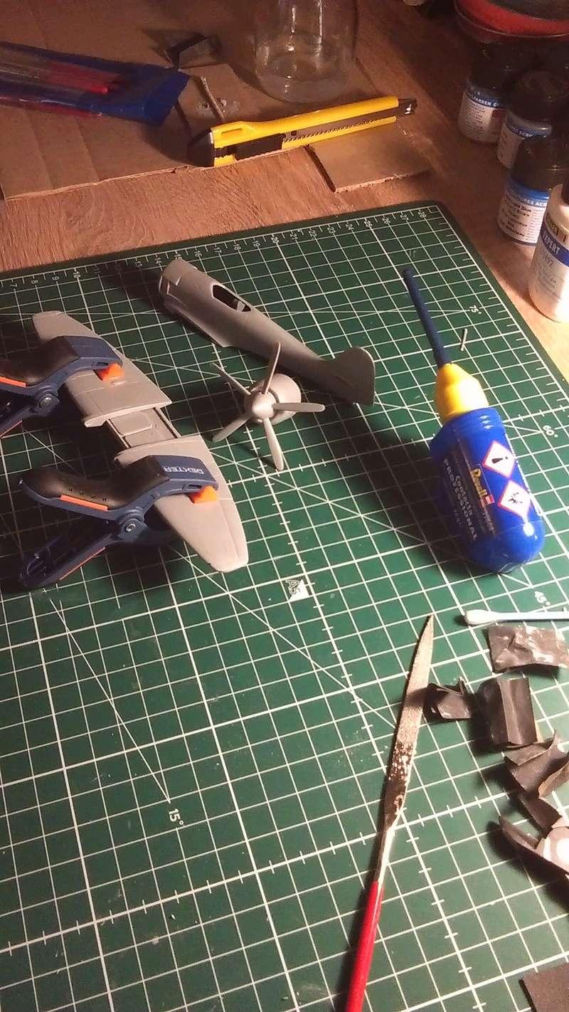 (Airfix) Hawker sea fury FB11 (en cours) Imag0311