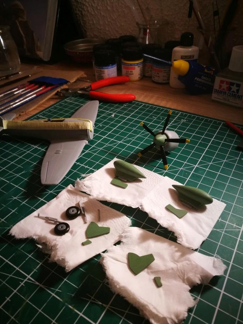 Première maquette : Hawker Sea fury FB 11 (Airfix 1/72) Img_2018